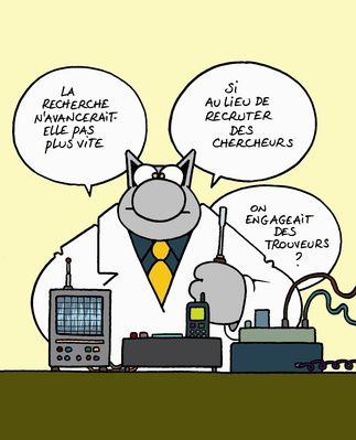 Le Chat Trouveur dans Le Chat de Geluck le-chat-trouveur-copie-1
